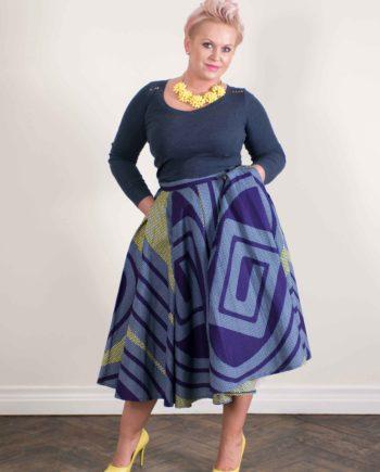Taye-africanprints-midi-skirt-spodnice-afrykanskie-moda-w-polsce-zakupyonline-skleponline-purple